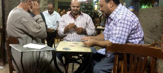 Mijn favoriete plek: Egyptische theehuizen
