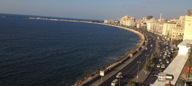 Alexandrië en overleven in Caïro