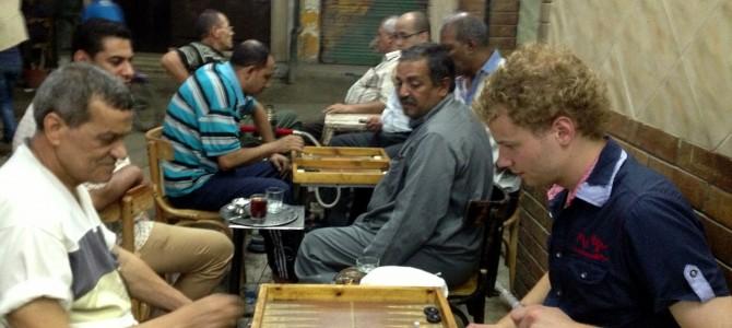 Weer terug in Caïro